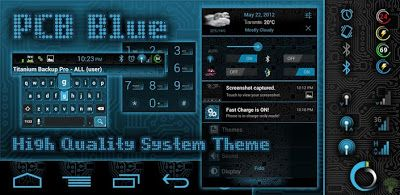 Pcb Blue Theme Chooser V14 Android Live Wallpaper Free Download
