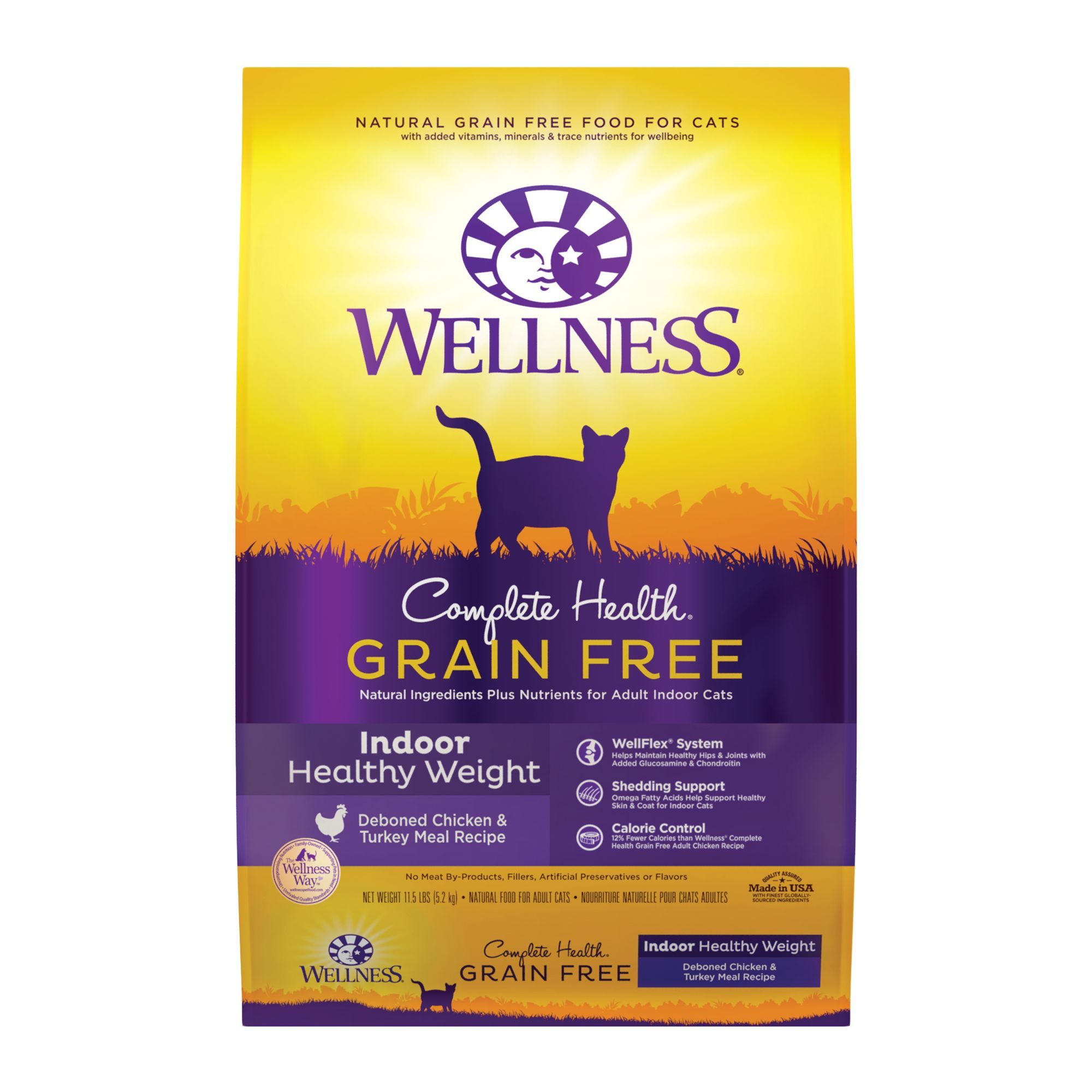 Wellness Complete Health Natural Healthy Weight Recipe Dry Dog