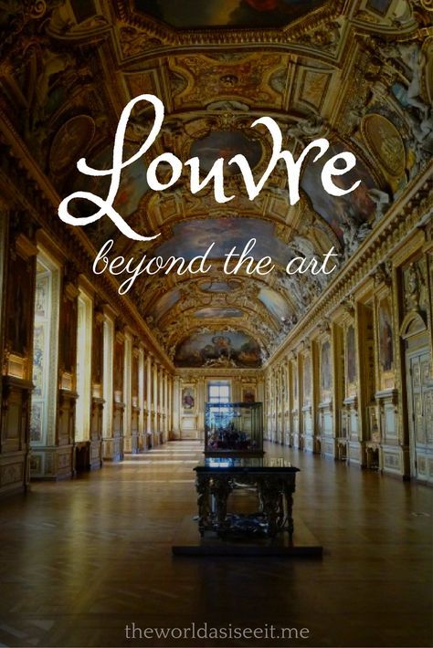 Louvre: Beyond the Art