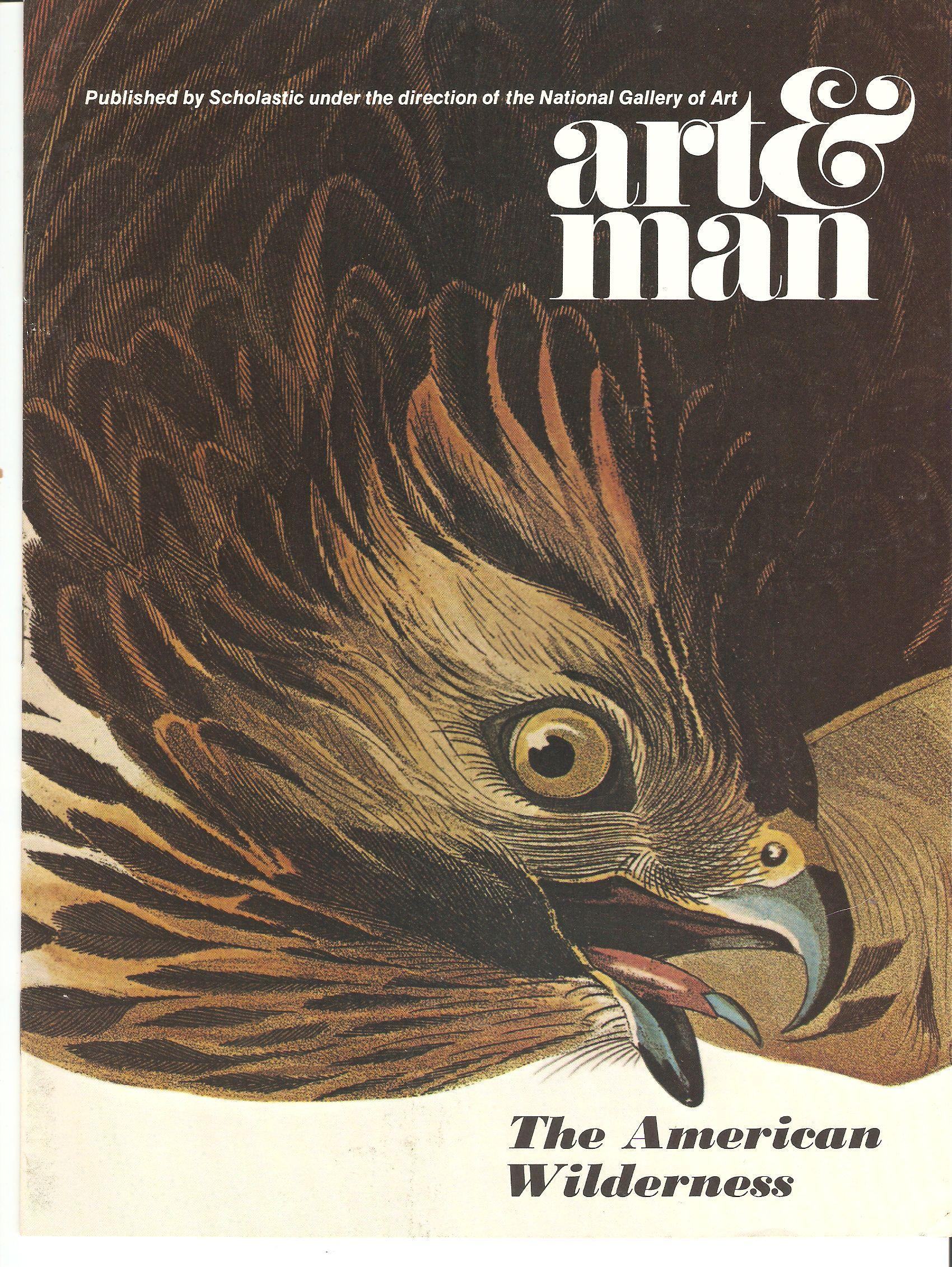 Art and man scholastic art vol 1 no 1 1970 the american