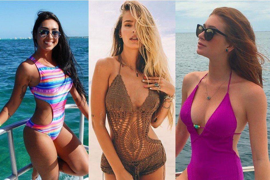 79b99565c048 O verão está chegando e você já sabe quais são as tendências para moda  verão? Tendências de maiô para o verão 2018: saiba quais modelos vão bombar  na ...
