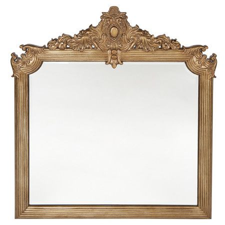 Mirror Mirror On The Wall Shabby Chic Large Vintage Mirror