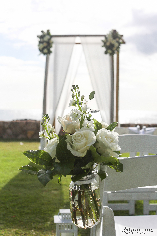 "A ""White"" Wedding at Lanikuhonua Phase II Rentals Accel"