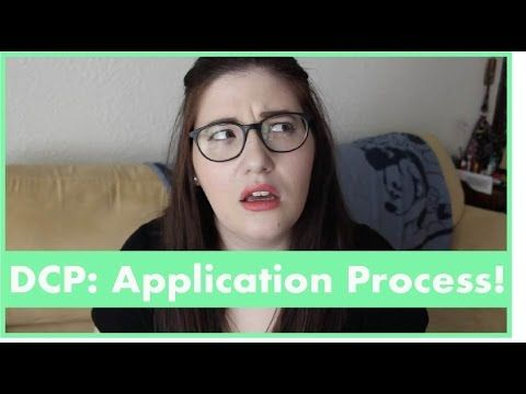 PaytonMarie My DCP Application Process! Disney college