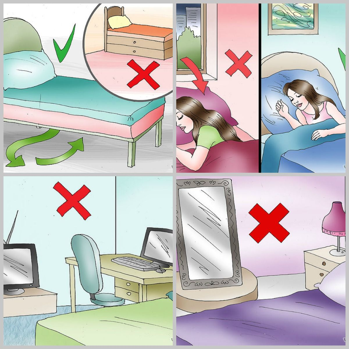 Feng Shui Apartment Small Spaces Tips