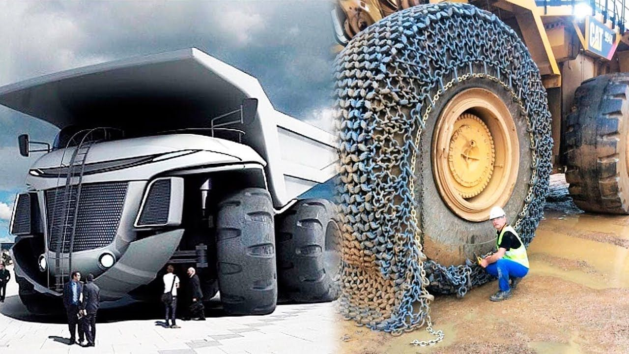 The Biggest Trucks In The World Big Trucks World Trends Trucks