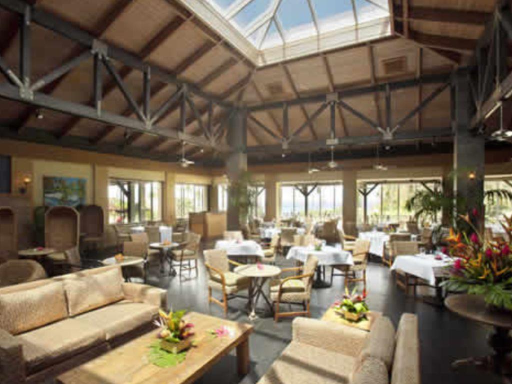 Hana Ranch Restaurant Hotels In Maui Hawaii Resorts And