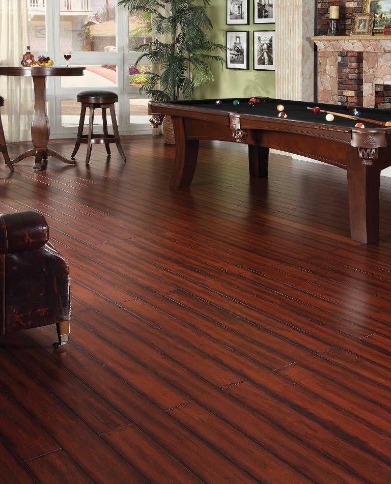 bamboo wood flooring types