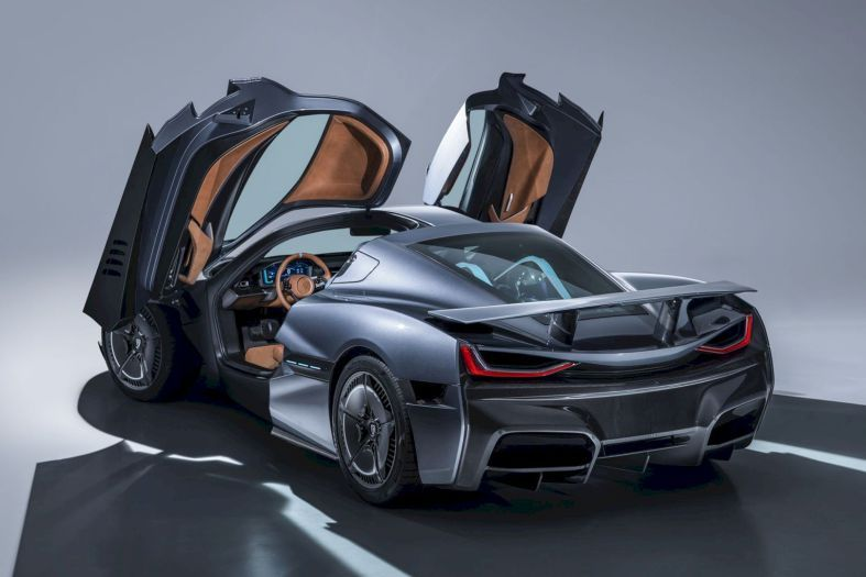 Rimac C Two The Hypercar We Have Been Waiting For Sports Car Electric Sports Car Super Cars