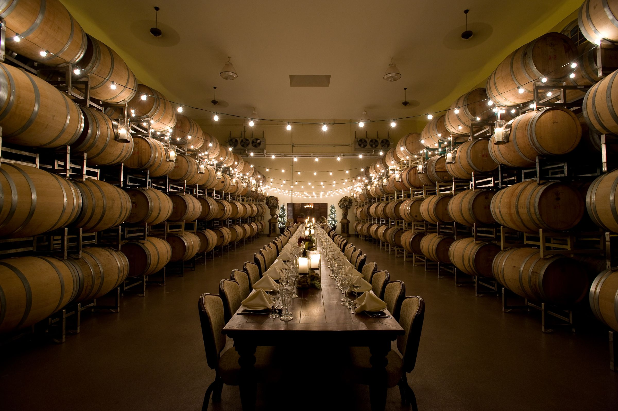 Childress Barrel Room For More Information About Our