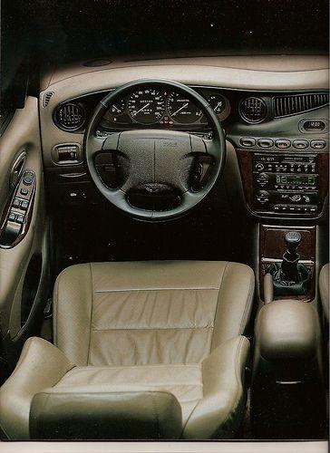 Daewoo Leganza Cdx 1999 Daewoo Brochure Steering Wheel