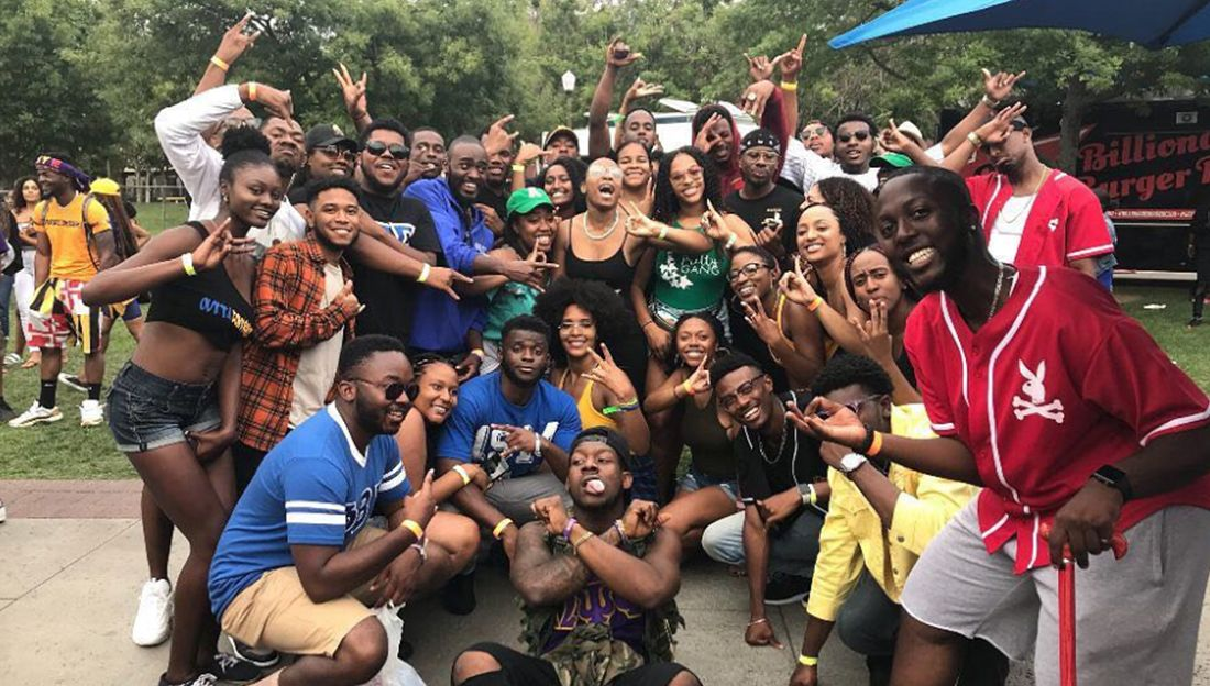 The 2018 Cali Greek Picnic Was Full of D9 Unity, Here Are