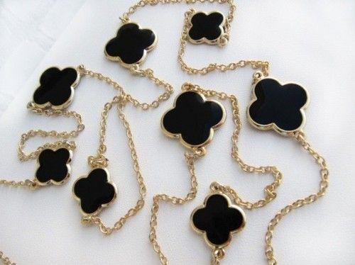 21+ 4 leaf clover jewelry brand information