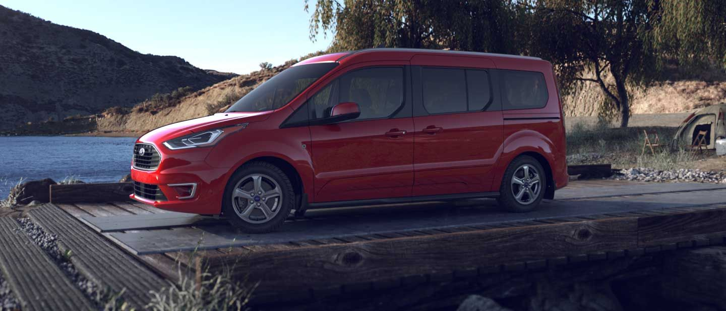 2019 Ford Transit Connect Passenger Wagon Best In Class 7