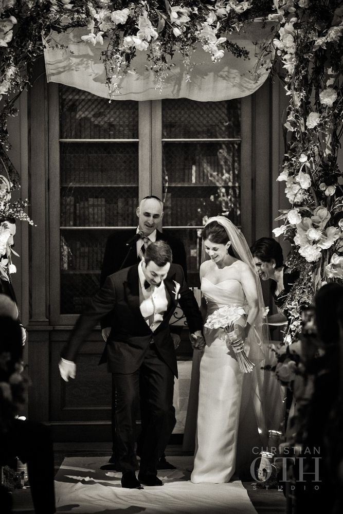Wedding at the Museum of Natural History in New York City
