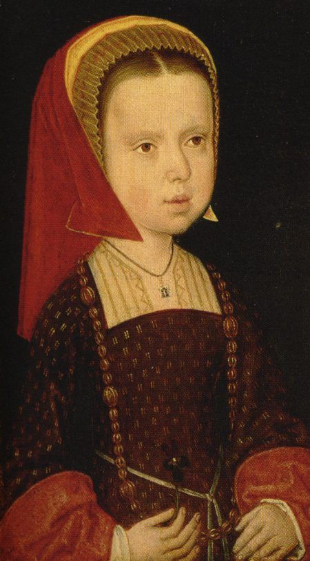 Eleanore of Austria (1498-1558), daughter of Philip of Austria and his wife Joanna of Castile. She was first married to Manuel I of Portugal and second to Francois I of France. She had 2 children,