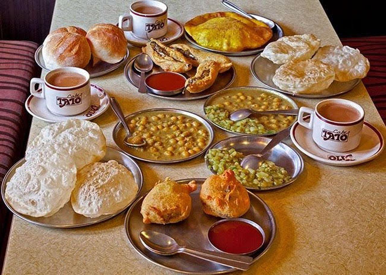Desayuno Árabe