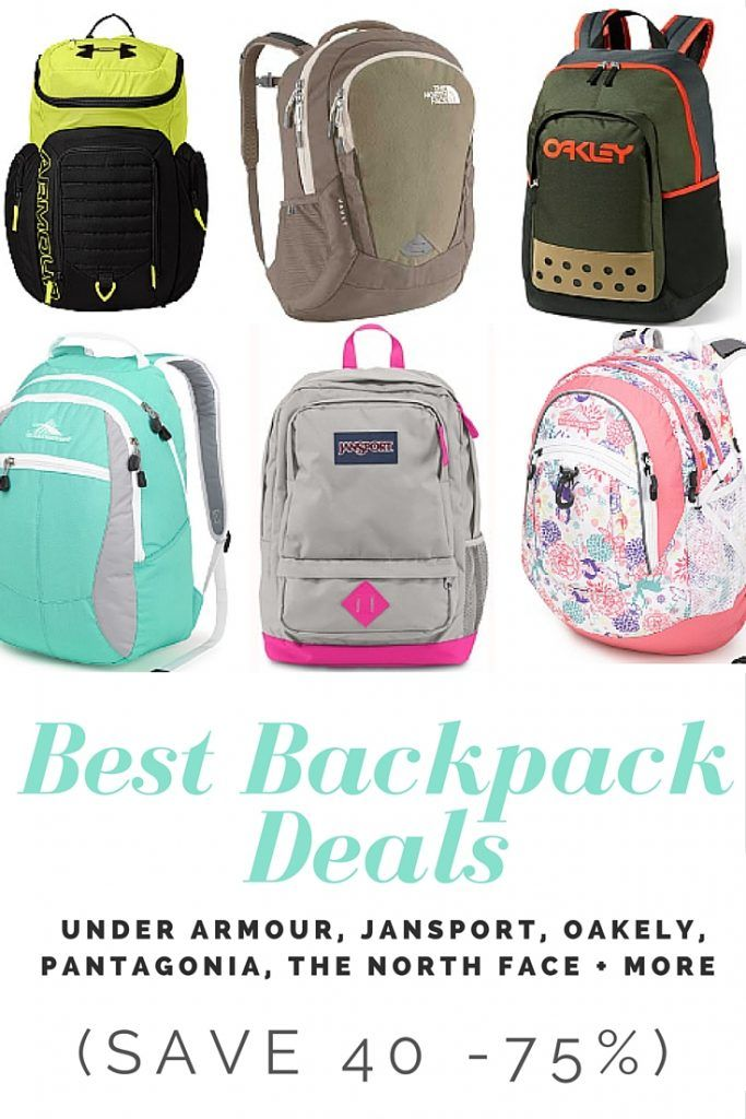 Investing in a quality backpack is one of the best money saving moves you  can make this back to school season. After having to replace backpacks 1-2  times ... f26b98643e