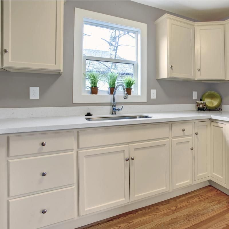 Can White Kitchen Cabinets Be Repainted: If You Currently Have Cabinets Which Suffice For Storage