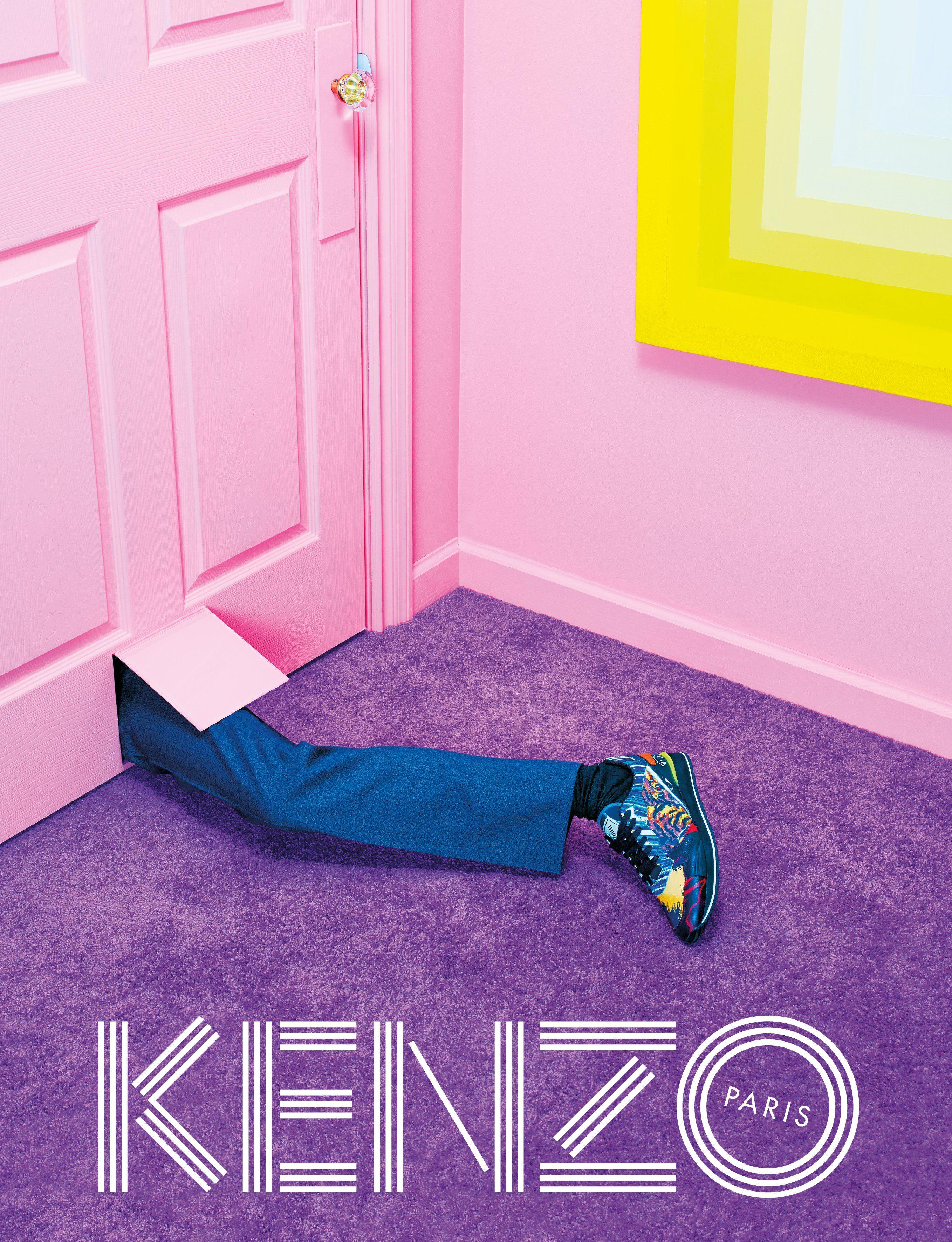 Unfamiliar worlds: Parisian fashion (power) house KENZO does ...