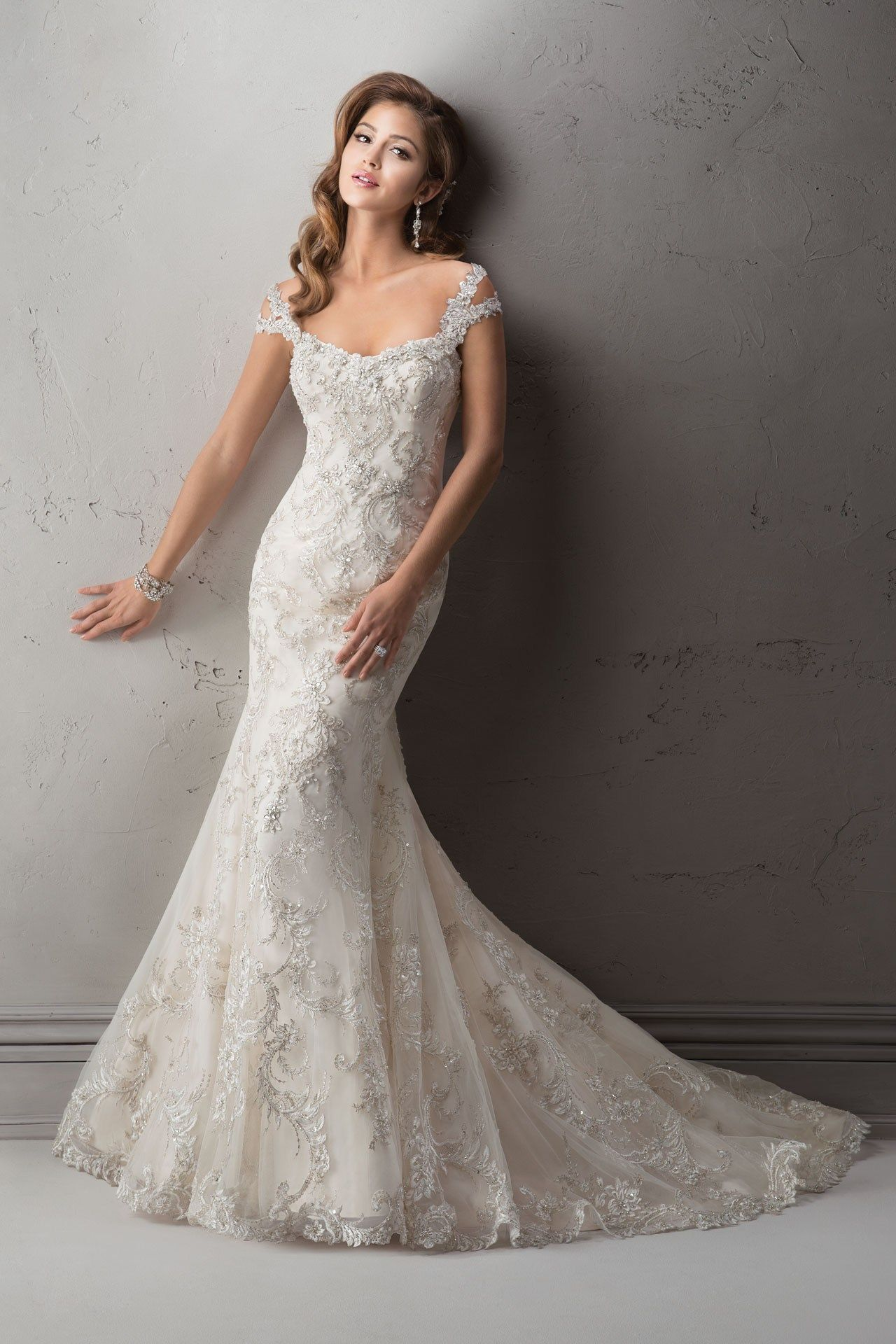 The 25 most popular wedding gowns of 2014 maggie sottero gowns the most popular wedding gowns of 2014 maggie sottero style ettiene junglespirit Gallery