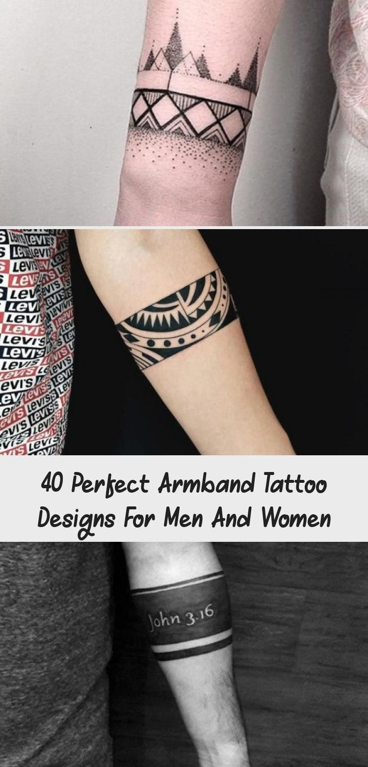 Perfect Armband Tattoo Designs For Men And Women Tattoodesignsforearm Tattoodesignsmeaningful Tatto Armband Tattoo Design Arm Band Tattoo Tattoo Designs Men