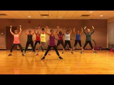 Quot Pump Up The Jam Quot Technotronic Dance Fitness Workout