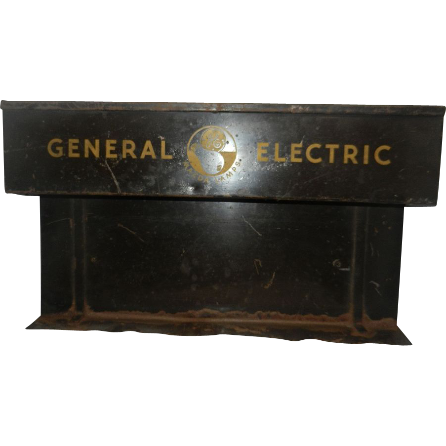 medium resolution of vintage general electric store bulb and fuse tester