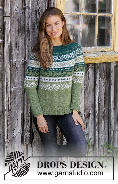 Bardu / DROPS 196-9 - Free knitting patterns by DROPS Design
