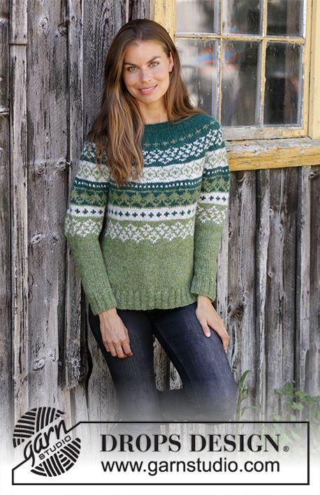 Bardu / DROPS 196-9 - Free knitting patterns by DROPS Design