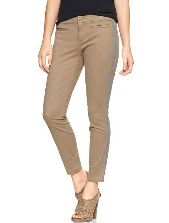What To Wear With Khaki Pants - Khaki Pants For Women | Beige ...