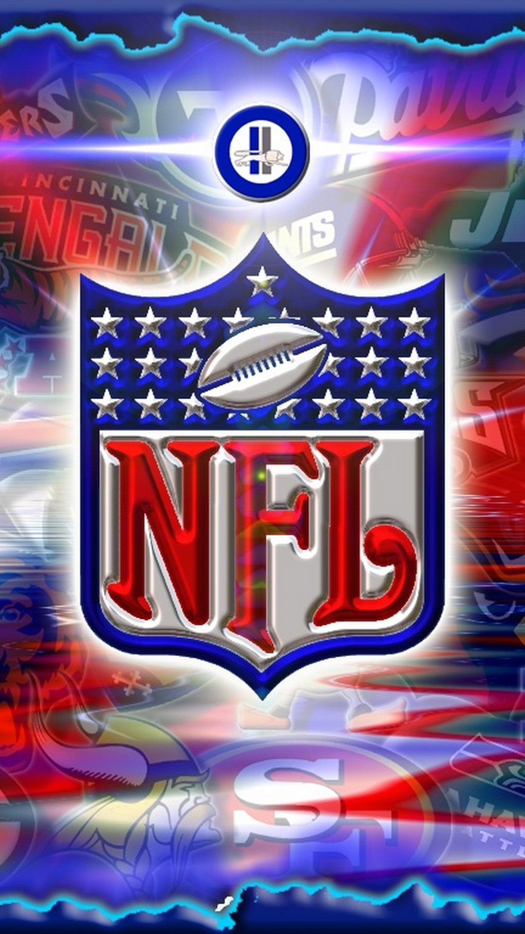 NFL iPhone 8 Wallpaper Football wallpaper, Nfl football