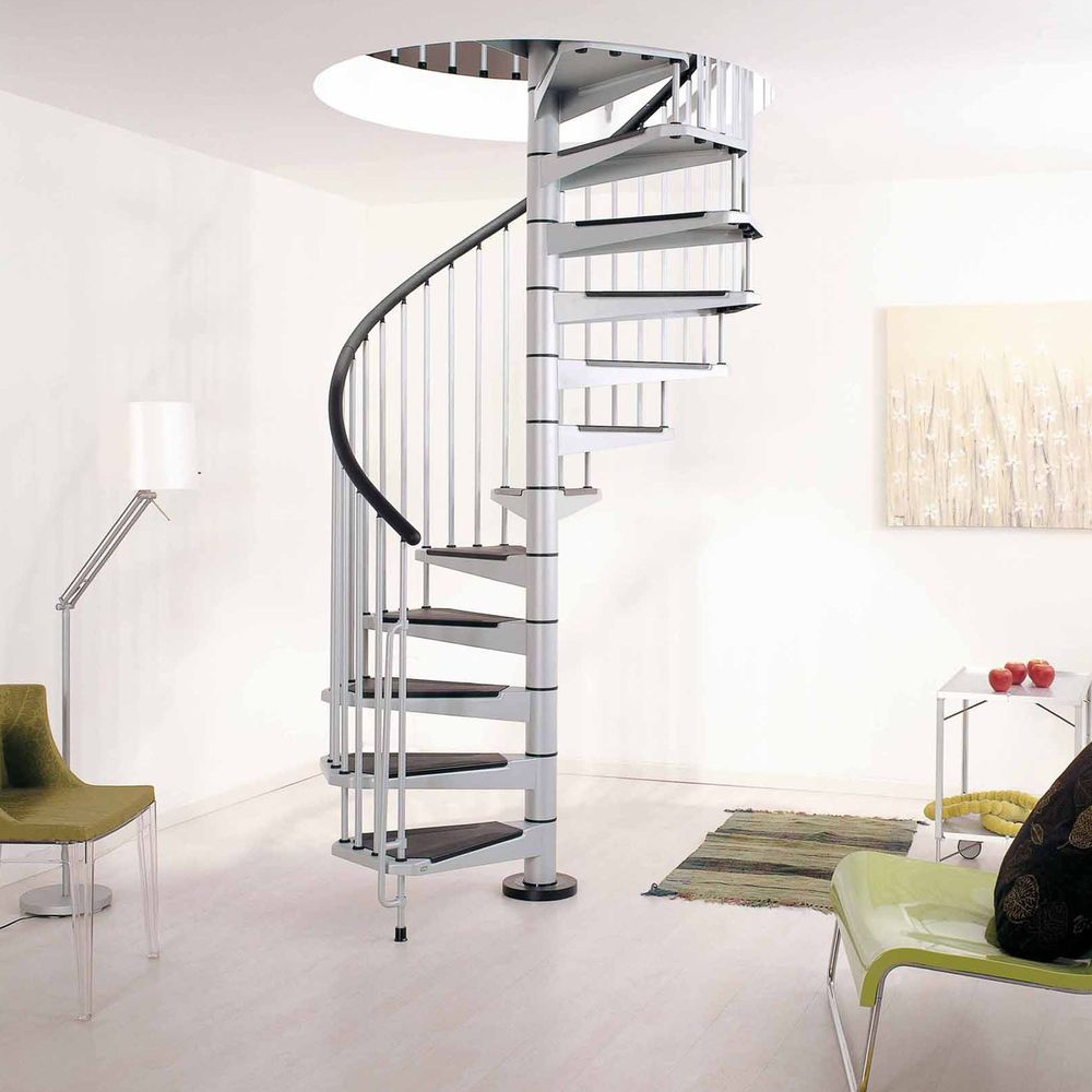 Best Details About Arke Fontanot Civik Spiral Staircase Diy 400 x 300