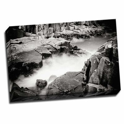Picture it on Canvas 'Lake Superior I' Photographic Print on Wrapped Canvas