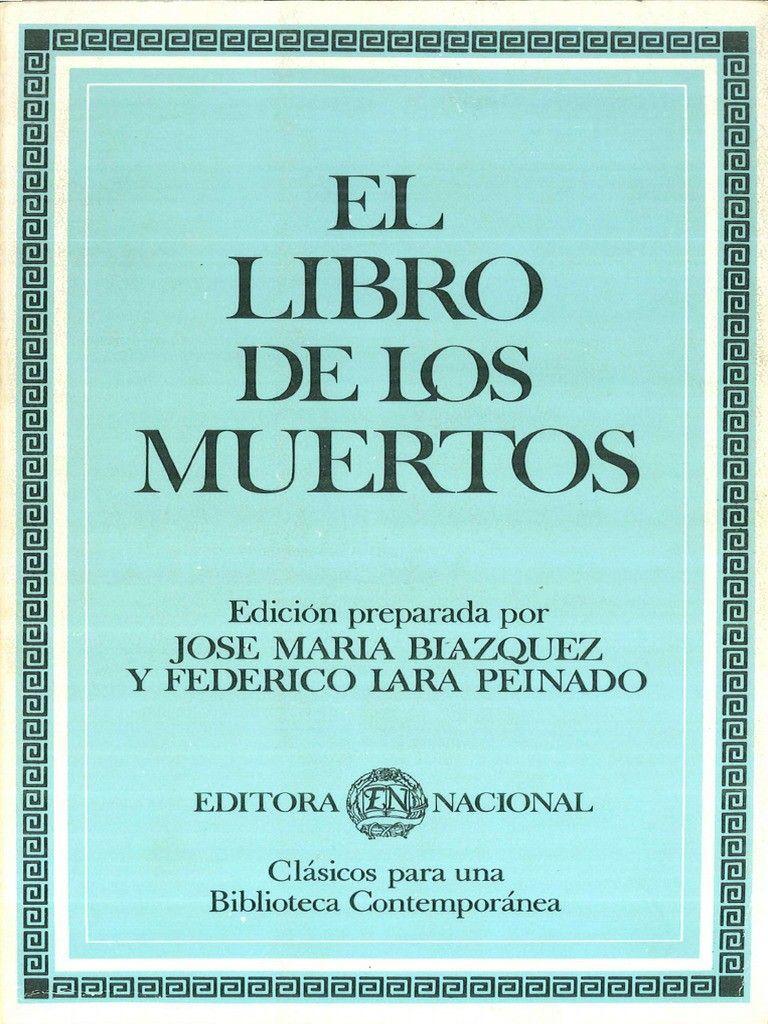 16/09/2015 El libro de los muertos - Editora Nacional (47