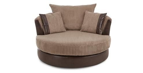Langley Large Swivel Chair Landon DFS Gorgeous chairs etc