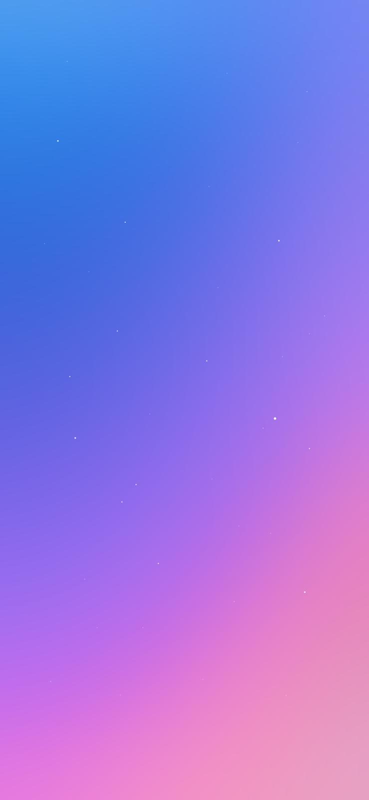 Gradient Stars by AR72014 (iPhone X/XSMAX/XS/XR) Rose