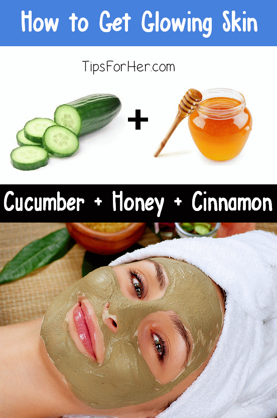 how to get clear and glowing face