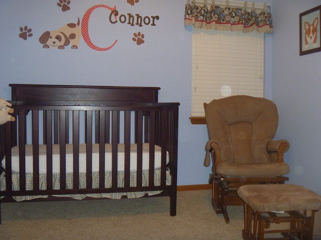 Moments That Take My Breath Away Connor S Dog Themed Nursery Reveal