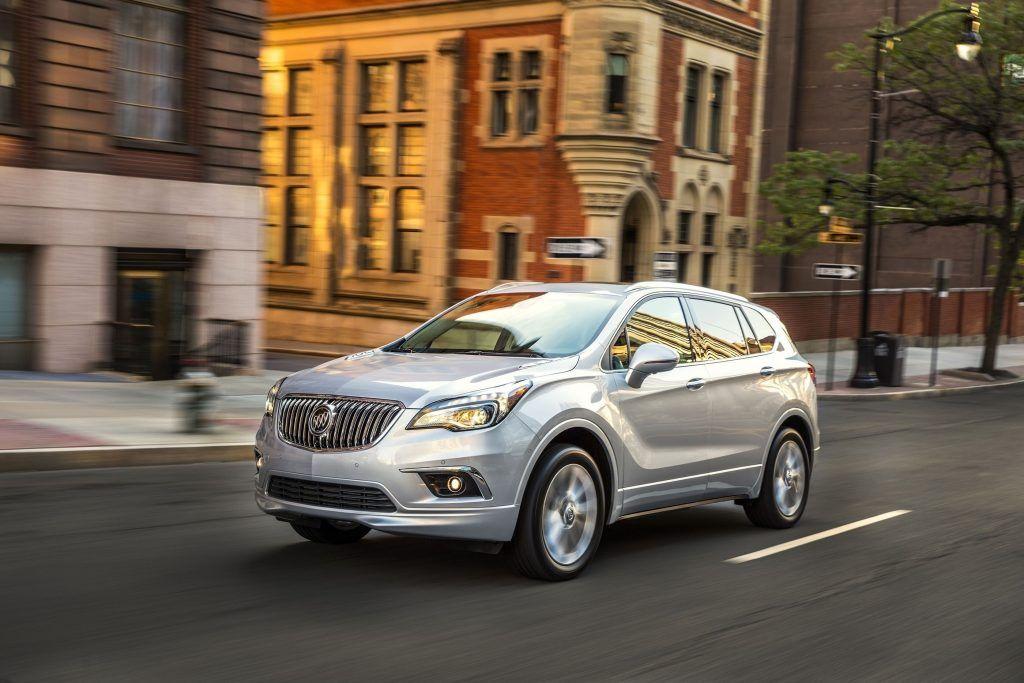 2020 Buick Envision Review Price Specs Hybrid Changes Photos Dengan Gambar