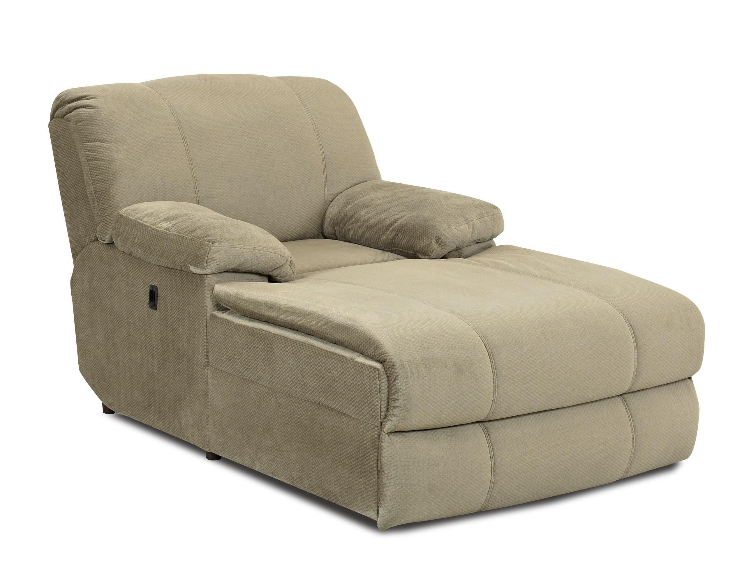 Kensington Reclining Chaise Lounge By Ellis Home