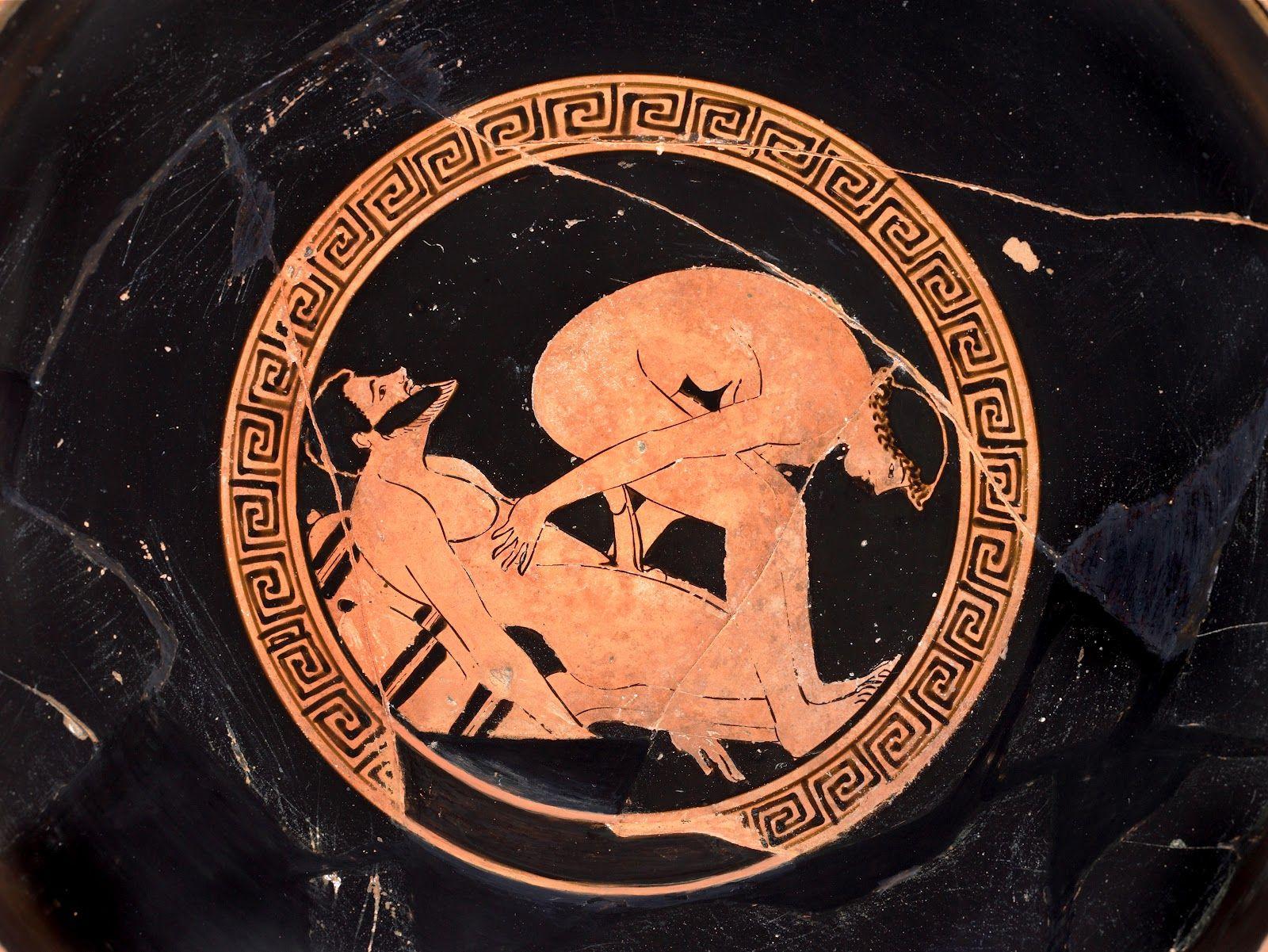 Ancient art erotic greek