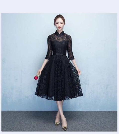高���9aj9k���_「☆高品質復古調レースパーティードレスミディアムドレス