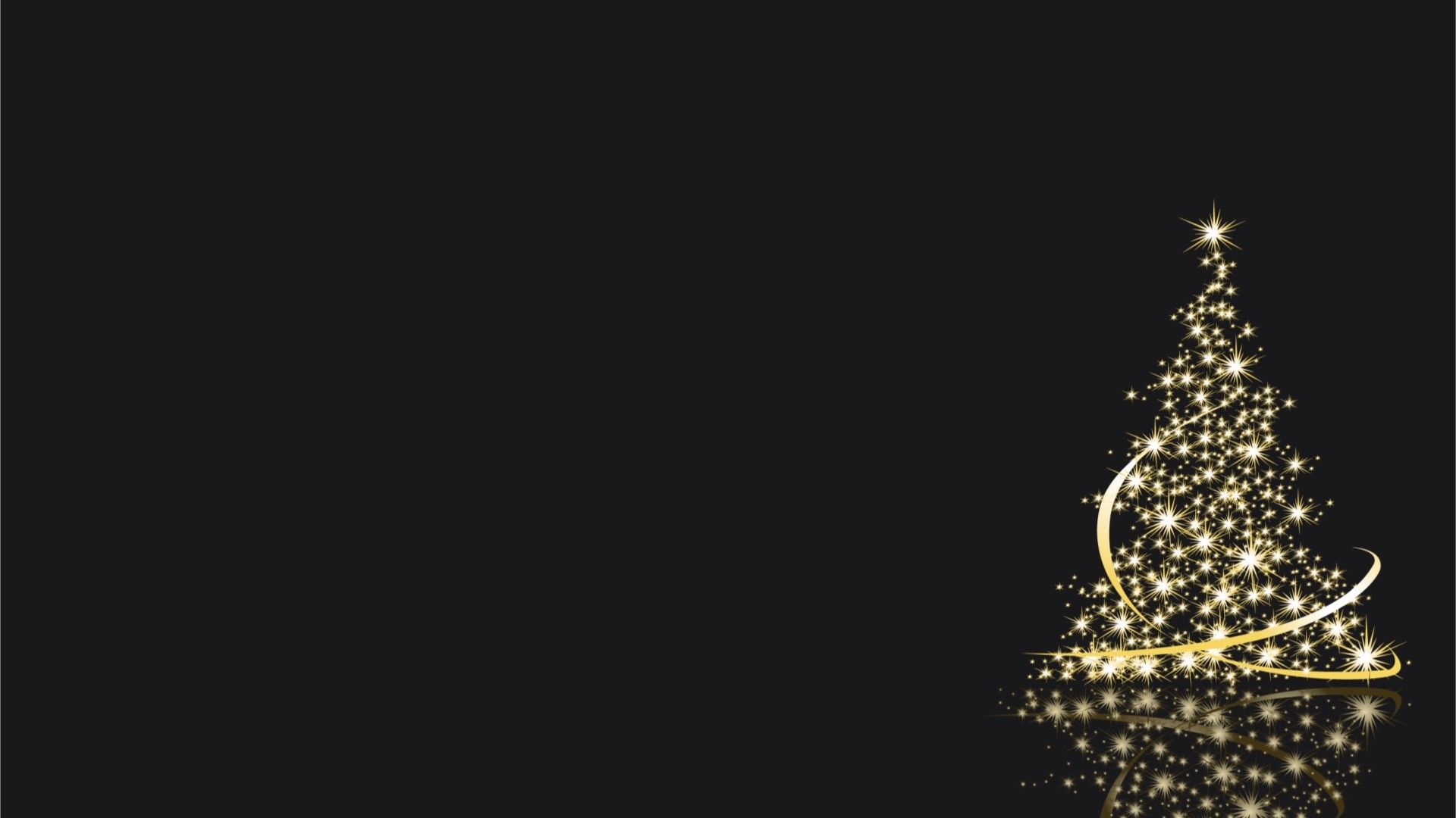 Small Golden Christmas Tree In The Dark Night Christmas Holiday Wallpapers Christm Christmas Wallpaper Hd Holiday Wallpaper Christmas Wallpaper Backgrounds