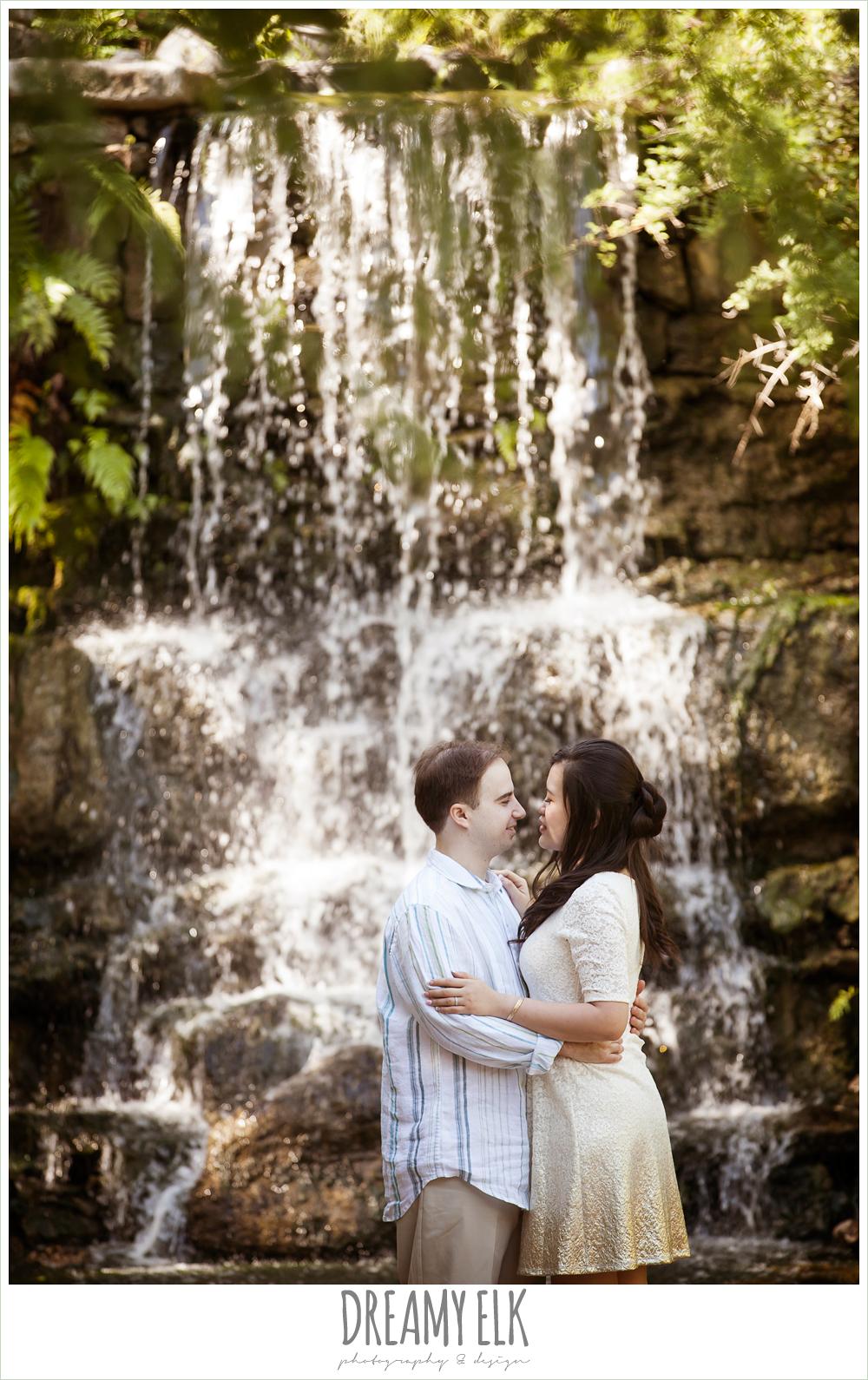 San Dustin Engagements Zilker Botanical Garden Texas State