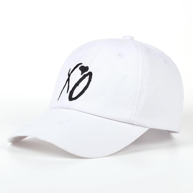 de0df2fed76 11 Colors Chris Brown Baseball Caps Letter Sports Ladies Gorra Visera Mujer  Chapeau