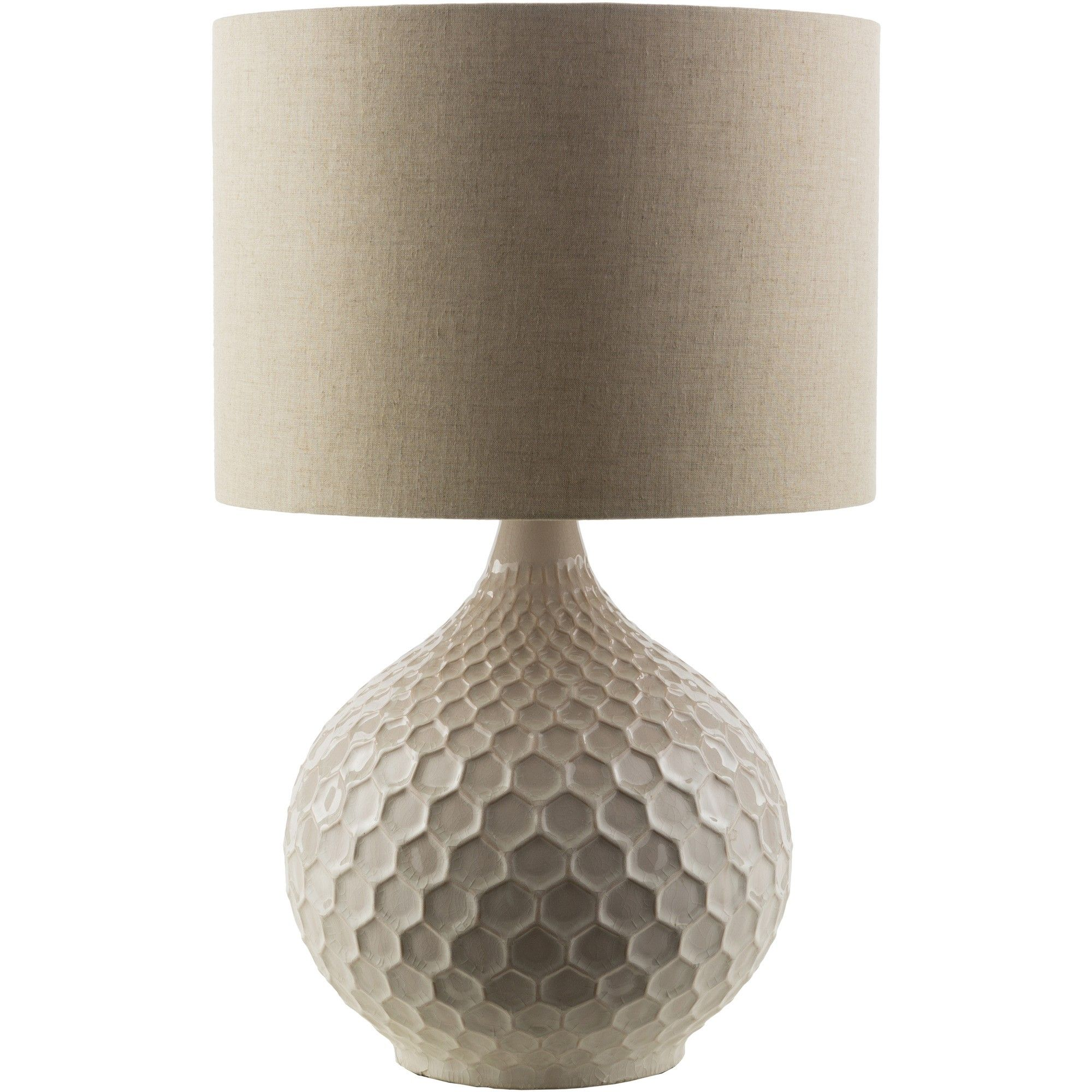 With a gorgeous, honeycomb-textured base, our Berry Hill Lamp ...