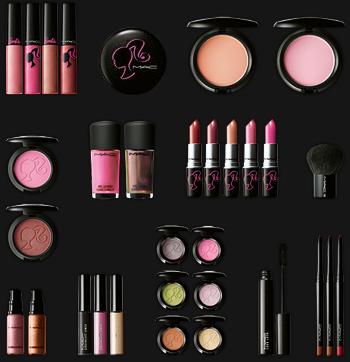 Mac cosmetics   mac cosmetics   mac cosmetic collections   barbie.
