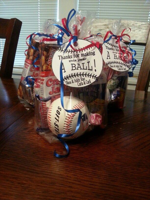 Tee ball gifts | Gift ideas!! | Pinterest | Gift, Team mom ...