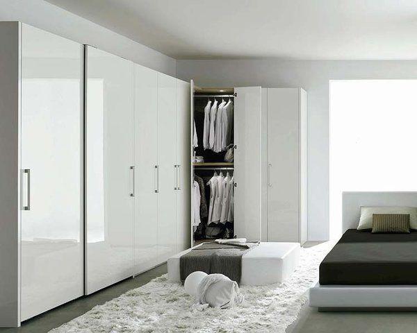 Armarios y closets de moda para el dormitorio puertas de for Closet de madera para dormitorios